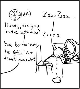 xkcd-style comic
